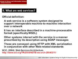 l561 information systems design for digital entrepreneurship web