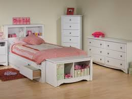 Toddler Bed Frame With Storage Toddler Bed Metal Twin Bed Frame For Girls White Adorable