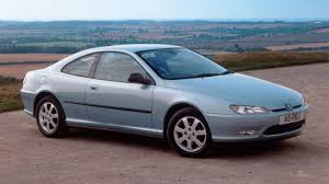 peugeot 406 coupe interior style on a budget the best looking used cars for 5 000