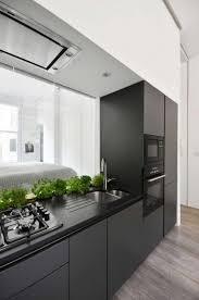 cuisine interieur design table de cuisine sous de spot interieur design table de cuisine