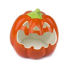 ceramic pumpkin halloween candy bowl buy ceramic halloween bowls