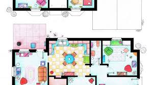 Tv Floor Plans Highly Detailed 3d Floor Plans Of Workplaces Featured In Popular