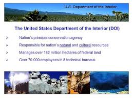 Department Of The Interior Doi Healthy Forests Healthy People Department Of Land And Natural
