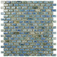 Best 20 Blue Penny Tile Merola Tile Meta Penny Round 11 3 4 In X 11 3 4 In X 8 Mm