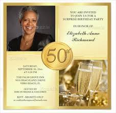 50th birthday party invitations templates u2013 diabetesmang info