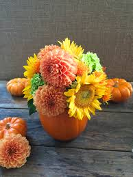 fall flower arrangements fall flowers can