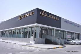 toyota car showroom new lexus and toyota showrooms inaugurated automiddleeast com