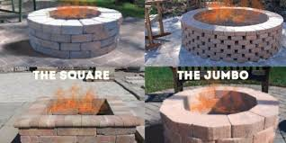 Firepit Pavers Do It Youself Pit Directions Lowcountry Paver