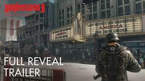 annunciato wolfenstein 2 the new colossus ecco il reveal trailer