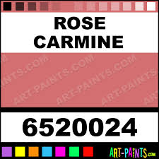 rose carmine brush duo paintmarker paints and marking pens