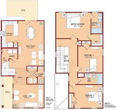 Ada Floor Plans by Lewis Village E1 E9 The Villages At Belvoir