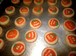 omnomnoms pillsbury ready to bake pumpkin cookies