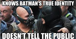 Bane Meme Internet - 14 funniest memes made on batman and bane quirkybyte