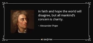 top 15 faith and charity quotes a z quotes