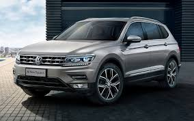 volkswagen tiguan 2017 volkswagen tiguan l 2017 cn wallpapers and hd images car pixel