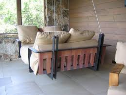 porch swing bed 7 amazing swing beds or bed swings the daniel