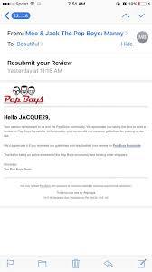 pep boys 15 reviews auto repair 6333 marlboro pike
