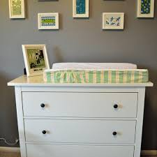Dresser Changing Tables by Unique Changing Table Topper For Dresser