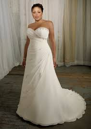 Plus Size Wedding Dresses Uk Online Plus Size Clothes Shopping For A Wedding Is The Really