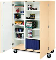 mobile storage cabinet with lock elegant id systems mobile storage cabinet blick art materials mobile
