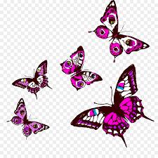 butterfly adobe illustrator clip purple butterfly