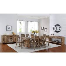 classic home omni extension dining table 95