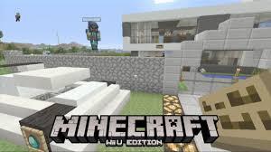 Maison Modern Minecraft by Minecraft Wii U Team Zen Tuto Maison Moderne Youtube