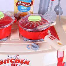 Kitchen Set Toys Box Beienshi Children U0027s Play Kitchen Toy Set Little Girls Baby Gifts