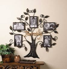 frame amazing ideas family tree picture wall hanging bold home