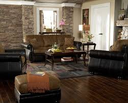 Pine Living Room Furniture Kassius Western Living Room Showcase By Teshia Art Western