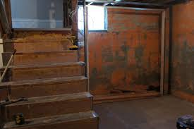 100 year old basement renewal bluestem construction