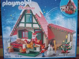 playmobil bmw playmobil set no 5976 santa u0027s house new still sealed in