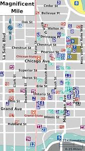 Chicago Street Numbers Map file mag mile map png wikimedia commons