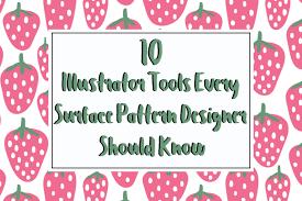illustrator pattern polka dots 10 illustrator tools every surface pattern designer should know