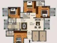 Dlf New Town Heights Sector 90 Floor Plan Dlf Builders Dlf Regal Gardens Sector 90 Gurgaon 99acres Com