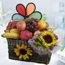Fruits Baskets Fruits Basket Delivery Singapore Flowers And Fruit Baskets For Sale