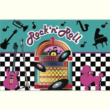 Rock And Roll Party Decorations 38 Best Rock And Roll Party Images On Pinterest Sock Hop