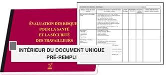 risques professionnels bureau document unique d évaluation des risques professionnels direct