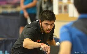 Us Table Tennis Team Kunal Chodri Makes Us National Team U2013 The Voice