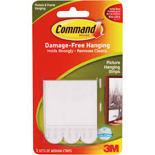 how to hang photo frames on wall without nails command large sawtooth picture hangers white 3 hangers 6 strips