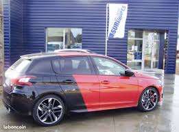 peugeot 308 gti 2012 used peugeot 308 270cv gti your second hand cars ads