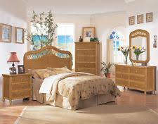 Rattan Bedroom Furniture Rattan Bedroom Set Ebay