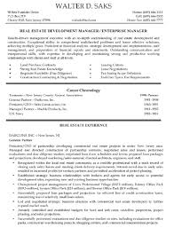 real estate resumes template real estate development agreement template