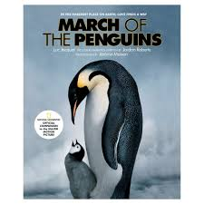 march of the penguins book national geographic store