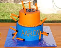 25 best ideas about nerf gun cake on nerf 25 best ideas about nerf