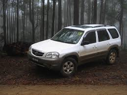 2001 mazda tribute information and photos zombiedrive