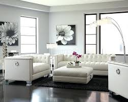 White Sofa Living Room Ideas Brown Leather Sectional Decorating Ideas Living Room