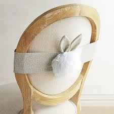 Pier One Imports Easter Decorations by Bunny Tail Chair Decor Pier 1 Imports
