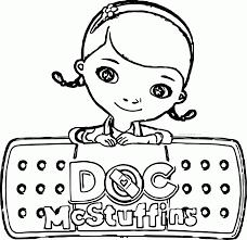 doc mcstuffins lambie coloring pages coloring coloring pages