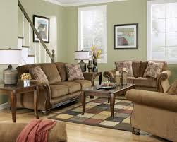 Klaussner Distinctions Montgomery Living Room 6pc Set In Mocha